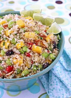 Whole Foods' Copycat California Quinoa Salad