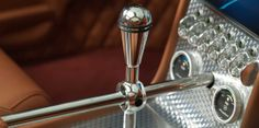 The Old-School Gear Shift Is The Coolest Feature In Spyker's Concept Car