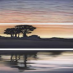 Contemporary Abstract Art Fall Landscapes - Bing Images