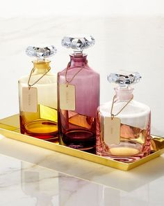 waterford crystal decanters