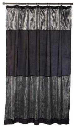 Popular Bath Caprice Black Fabric Shower Curtain by Popular Bath, http://www.amazon.com/dp/B004GXAKI4/ref=cm_sw_r_pi_dp_VH6mrb1R7X101