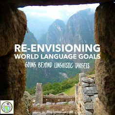 Envisioning World Language Goals that Go Beyond the Language- Looking at Goal Setting with Authentic Purpose Mundo de Pepita, Resources for Teaching Languages to Children High School Spanish, Elementary Spanish, Teaching Spanish, Elementary Schools, Bilingual Classroom, Classroom Language, Spanish Classroom, French Lessons, Spanish Lessons