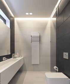 Stoyanka house - Интерьер - Projects - archiplastica #interior #archiplastica #bathroom #white