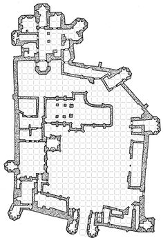 The Citadel (with grid) Cinolth Citadel started as a lone spire on a barren chunk of rock overlookingthe Ironflow river as it headed out to sea. To the tower, others were attached and then a hall …