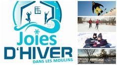 Des suggestions d'activités pour profiter des #Joiesdhiver dans Les Moulins!