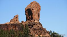 Atlas Rural de Gran Canaria: Monumento Natural del Roque Nublo. TEJEDA