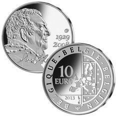 V emisnom pláne belgickej mincovne nájdeme aj tento pekný zberateľský kúsok.