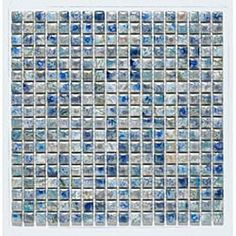 @Overstock - SomerTile glazed porcelain tiles are the perfect touch anywhere in your home. These transitional-styled tiles are ideal for interior or exterior use.  http://www.overstock.com/Home-Garden/SomerTile-12x12-in-Samoan-9-16-in-Neptune-Blue-Porcelain-Mosaic-Tile-Pack-of-10/4419605/product.html?CID=214117 $145.99