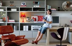 Moderno Home Office