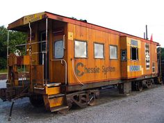 Chessie System 900051 Caboose