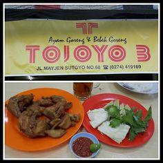 -at Rumah Makan Tojoyo 3 , Nov 28
