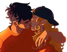 Percabeth by Grimmby Because I look And now I see This love In front of me