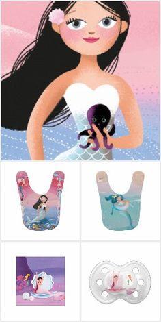 Mermaid Baby gifts