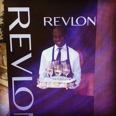 Celebrating the new Revlon South Africa Brand Ambassador Bonang Matheba.