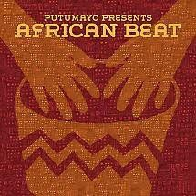 African Beat Putumayo CD by Putumayo. $14.98. Features: On African Beat , Putumayo features artists who are as likely to have traditional African drumming, soukous and mbaqanga on their iPods as they are the latest European dubstep and US hip-hop. These tracks reveal that even in this globalized, hi-tech world, the divide between the past and the future is not as great as it may seem. Songs by musicians with deep connections to their roots, including Vieux Farka To...