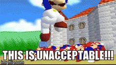 SMG4 gifs | SMG4-Unacceptable by CatImAKittyKat