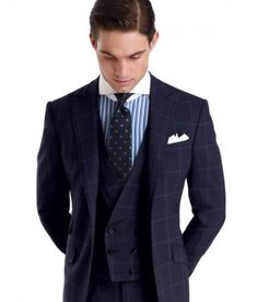 Really Stylish Groom Suits With Mismatched Prints