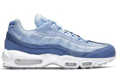 Nike Air Max 95 Premium Mega Blue 538416 204 Sneaker Bar
