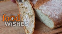 Watch how to make a simple, rustic beer bread.