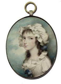 c. 1785, Unknown young lady, Andrew Plimer
