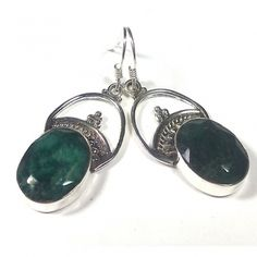 #Awesome 925 #Sterling #Silver #Handmaded #Emerald #Gemstone #Earring for #Women #we #deals in all types of #jewelry like #Children's #Jewelry #Engagement & #Wedding #Ethnic, #Regional & #Tribal, #Fashion Jewelry #Fine #Jewelry #Handcrafted #Artisan #Jewelry #Jewelry #Design & #Repair #Men's #Jewelry #Vintage & #Antique #Jewelry #Wholesale Lots so please ask us if you have any #enquiry