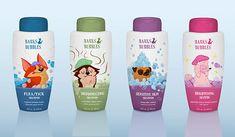 Dog Shampoo Labels on Behance