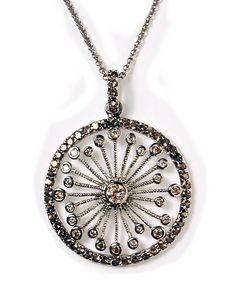 Cleopatra's Wheel Necklace