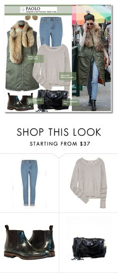 """""""Celebrity in PaoloShoes"""" by spenderellastyle ❤ liked on Polyvore featuring Yves Saint Laurent, 3.1 Phillip Lim, T By Alexander Wang, women's clothing, women's fashion, women, female, woman, misses and juniors"""