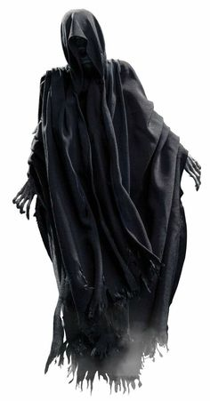 Star Ace Toys Harry Potter & The Goblet of Fire: Dementor (Deluxe Version) 8 Scale Action Figure Harry Potter Dementors, Harry Potter Goblet, Arte Do Harry Potter, Harry Potter World, Dark Fantasy Art, Dark Art, Arte Obscura, Goblet Of Fire, Angel Of Death