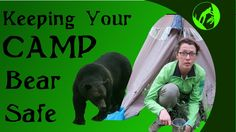 Keeping Your Camp Bear Safe #outdoors #nature #sky #weather #hiking #camping #world #love https://www.youtube.com/watch?v=72TDOr2bVAo