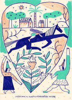 Inma Lorente #illustration