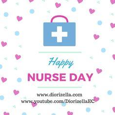 ¡Feliz Día de las Enfermeras! Tengo dos muy excelentes cerca de mi. // Happy Nurses Day! I have two very excellent close to me. #NurseDay #NursesDay #InternationalNurseDay #DiorizellaEC #PuertoRico