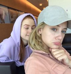 Riverdale ❤️ Madelaine Petsch and Lili Reinhart