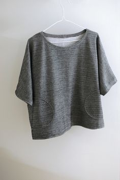 Nani Iro Recipe no.5- out of print Japanese sewing pattern but you can probably come up with a similar pattern
