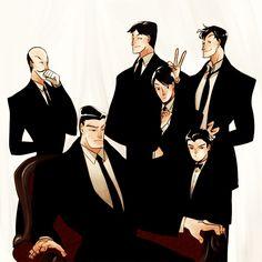 family of wayne I Am Batman, Batman Robin, Superman, Batman Stuff, Wayne Family, Bat Family, Robins, Nightwing, Batgirl