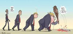 L'évolution... #Trump