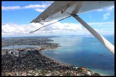 Auckland Seaplanes - scenic flights Auckland harbour, Waiheke