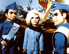 Thunderbirds Are Go! (Again): Cult TV show is set to return as ITV commissions 26 episodes in new revamped series Tv Vintage, Photo Vintage, Vintage Photos, Christopher Eccleston, Easy Listening, Doctor Who, Retro, Thunderbirds Are Go, Penelope