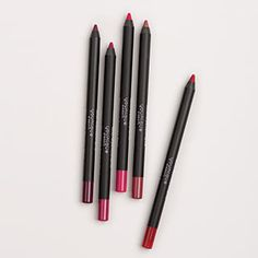Moodstruck Precision Pencil Lip Liner.  Long-wearing, waterproof, smudge-proof Precision Pencils.  All eyes will be on your lips after you line up with our long-wearing, waterproof, smudge-proof Precision Pencil that makes your lips pop.