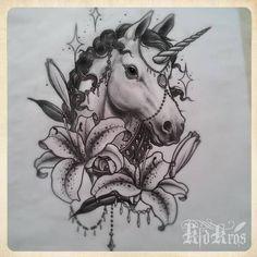 cool unicorn