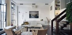 Perfectest home2 7th Street Duplex in Flowerbox Building [New York]