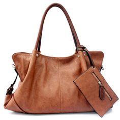 Cheap Fashion OL Style Simple Handbag   Shoulder Bag For Big Sale!Fashion  Elegant Simple OL Style Handbag have zip placket along the top. 5c0468cb72c21