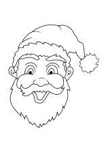 malvorlage weihnachtsmann am arbeiten | weihnachten | pinterest