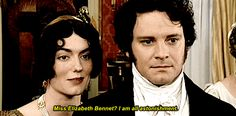 "I love this part! Caroline Bingley is "" all astonishment "" at Mr. Darcys comment. I am sure she thought she was the one he liked!"