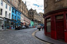 "9 Magical Places All ""Harry Potter"" Fans Must Visit In Edinburgh"