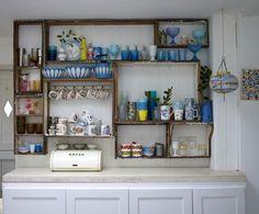 Comodoos Interiores -Tu blog de Decoracion-: Una Casa de Campo de estilo Vintage