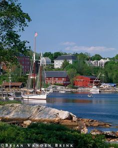 Rockport Harbor, Rockport, Maine.  Great starting point for a walk of a bike ride in addition to the fantastic world-recognized cruising are that is Penobscot Bay. (scheduled via http://www.tailwindapp.com?utm_source=pinterest&utm_medium=twpin&utm_content=post17532378&utm_campaign=scheduler_attribution)