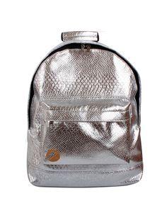 sırt çantası Mode49 Silver Snake Deri Sırt Çantası mode49-silver-snake-deri-sirt-cantasi