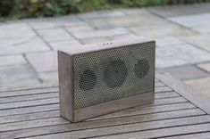 Picture of Further Reading/inspiration for Speakers Diy Bluetooth Speaker, Bluetooth Speakers, Computer Diy, Wooden Speakers, Marshall Speaker, Pictures, Reading, Inspiration, Woodworking