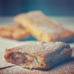 My recipe for macdonalds style fried apple pie that I created for @SAfruit  on the blog soon.  #southafricafruit #food #recipe #applepie